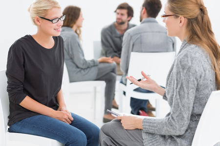 group therapy exercises